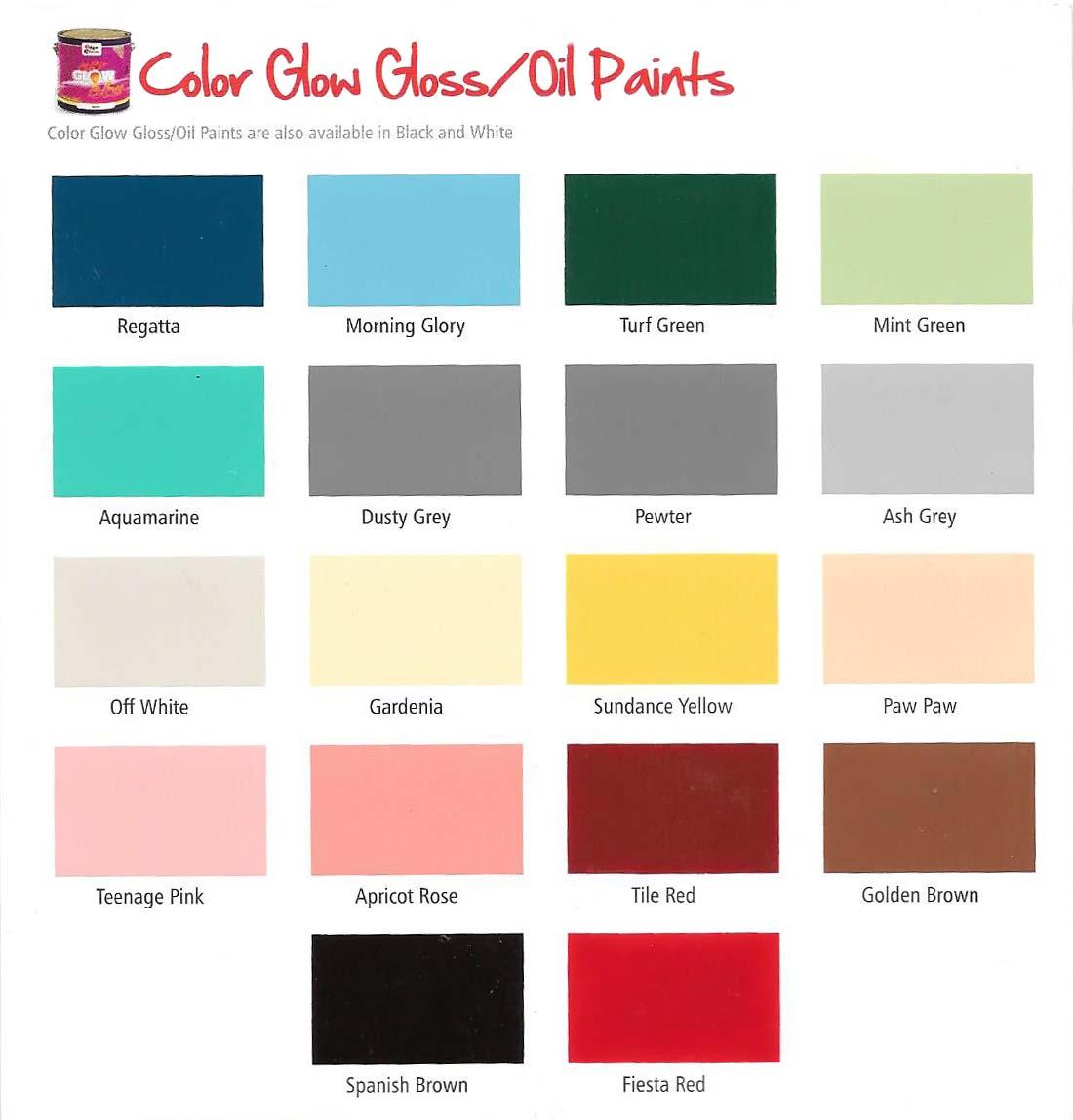 EDGE CHEM COLOR GLOW – Paint Plus